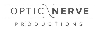 Optic Nerve Productions Logo Grey